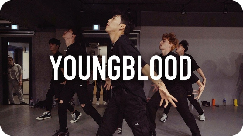 Youngblood - 5 Seconds Of Summer Koosung Jung Choreography