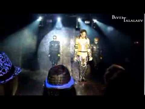 Concert - Michael Jackson Impersonator Pavel Talalaev -HIstory World Tour (live in Kamchatka)