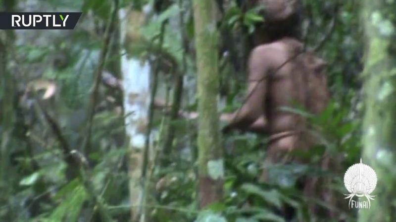 Последний выживший из изолированного племени Амазонии