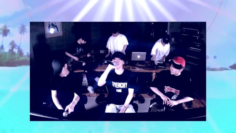 TheEastLight 더 이스트라이트 여름바다 소환 송 메들리 Summer Song Kpop Medley