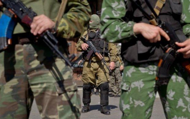 Патрульные в Донецке каждые 50 метров останавливали прохожих