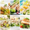 6 салатов с куриной грудкой к ужину