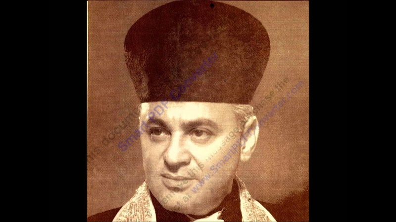 Cantor Moshe ganchoff Hashem Z'choronu