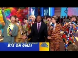 First cut - BTSonGMA - Good morning America with BTS - - @BTS_twt 방탄소년단 BTSARMY BTS