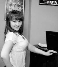 Екатерина Захарова, 11 октября 1991, Киров, id21892536