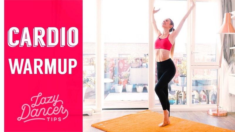 Feel The Heat with this 10 minute Cardio Warmup Routine