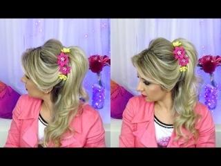 #Dia 28 Penteado Madrinha e noiva por Priscila Barbosa