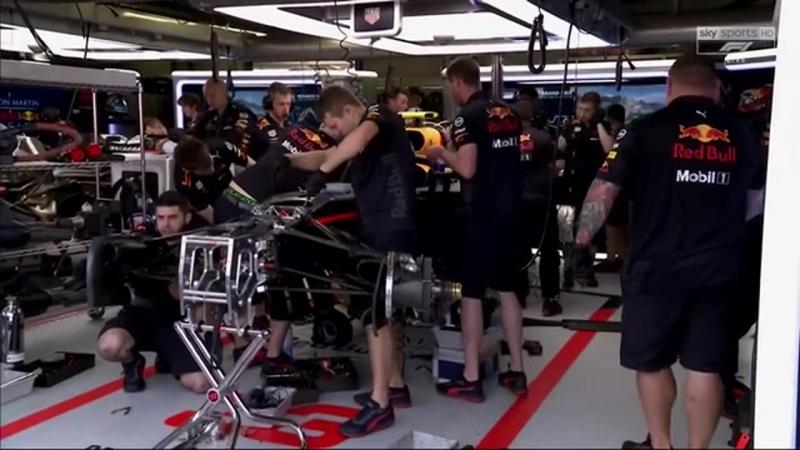 Formula1 2018. Round 6. Monaco. Pre-Quali