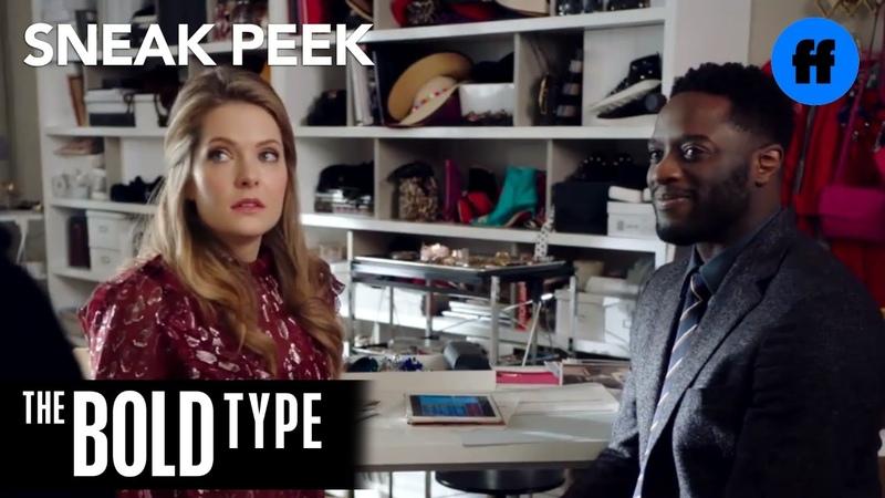 The Bold Type | Season 2, Episode 8 Sneak Peek Janes Emergency Fashion Closet Meeting | Freeform