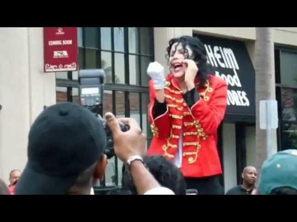 Michael Jackson Tribute Artist Impersonator RemJ-Celebrates Black History