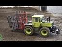 RC Tractors Traktoren Fendt Mercedes Benz JCB Schlüter ♦ Faszination Modellbau Friedrichshafen 2015