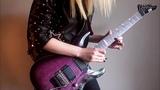 Judas Priest - Breaking the Law wsolo cover by Alex Schmeia
