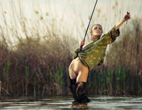 эротичная рыбалка