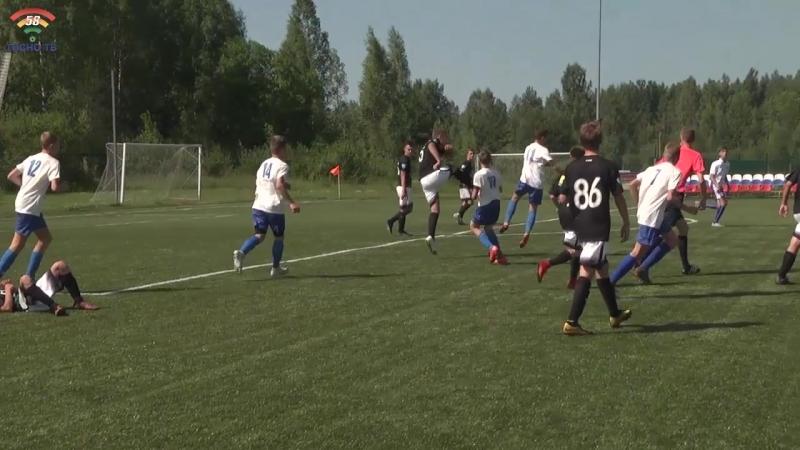 Полуфинальные матчи кубка Ленинградской области по футболу прошли в г.Тосно