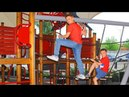 Fun Indoor Playground for kids Play Time with Toys - Funny Babes