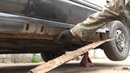 Как заменить и отремонтировать пороги своими руками Renault Laguna 1