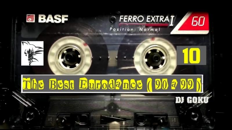 The Best Eurodance ( 90 a 99 ) - Part 10