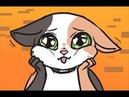 Комикс Undertale  ASK Эррора и его котика :3  (часть 6)