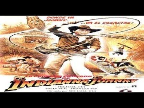 La primera cruzada de Indiana Johnny 1984
