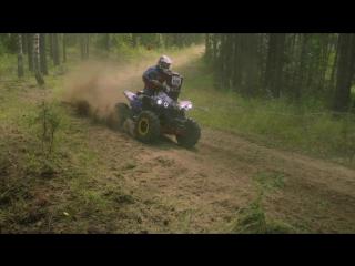Классное видео с трассы! Can-Am X Race 2018, 2 этап. СУ2 - СУ4