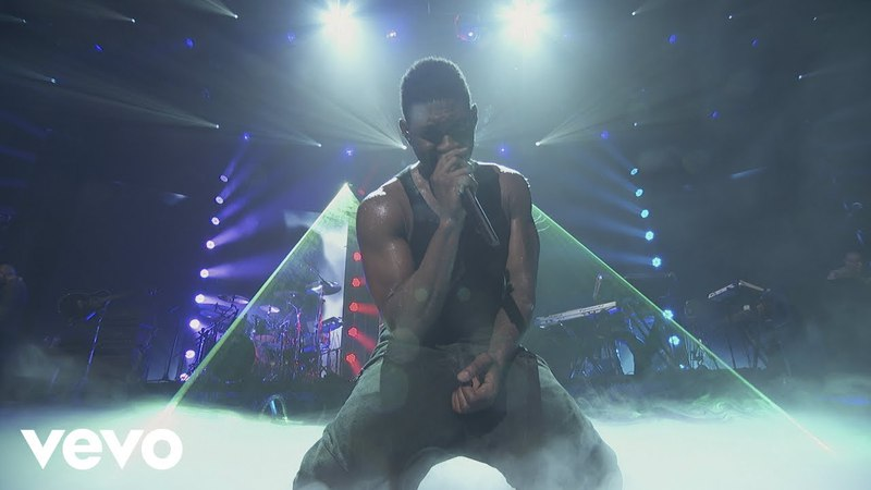Usher - Climax (Live from iTunes Festival, London, 2012)