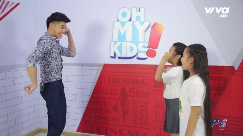 Noo Phước Thịnh Phát Mệt Vì Hai Trò Cưng Mai Anh, Khánh Ngọc _ 10 Oh My Kids