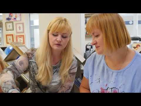 Органайзер для вышивания своими руками Встреча вышивальщиц Процессы, готовые картины