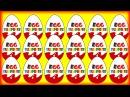 100 яиц Киндер Сюрприз Много много киндеров Kinder Surprise eggs!! Сборник мультиков. PibaTV.