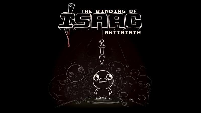 The Binding of Isaac: Antibirth OST Shadowdance (Sheol)