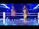 Frances Wood Vs Kate Read: 'Ironic' - The Voice UK - Battles 2 - BBC One