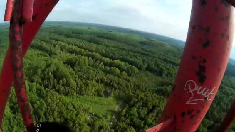 Вышка А330 355 метров