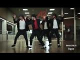 «Эволюция» танцев короля поп-музыки