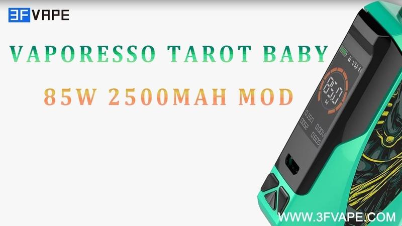 Vaporesso Tarot Baby 85W 2500mAh Mod