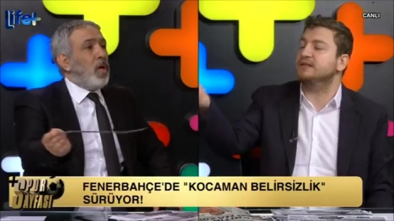 Fenerbahçede Aykut Kocaman Belirsizligi Murat Özarı Uğur Karakullukçu Yorumları