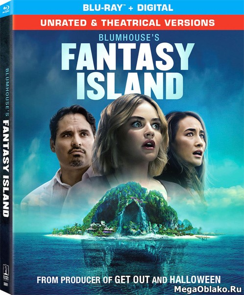 Остров фантазий [Расширенная версия] / Fantasy Island [UNRATED] (2020/BDRip/HDRip)