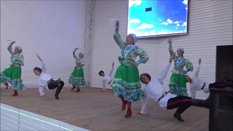 Молодычка казачья плясовая Гостевой дом Ле Ди 27 07 2018