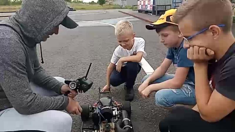 ТАРАН Сергей проводит тренировку детям мкмс rc rcEUROcup