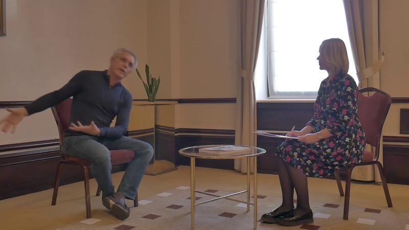 Интрвью 15 Томас Майерc и Аля Шевченко