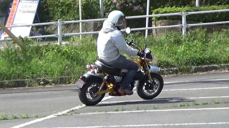 Honda Monkey125 First Ride WEB Mr. Bike