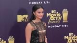 Camila Mendes at the 2018 MTV Movie And TV Awards at Barker Hangar in Santa Monica