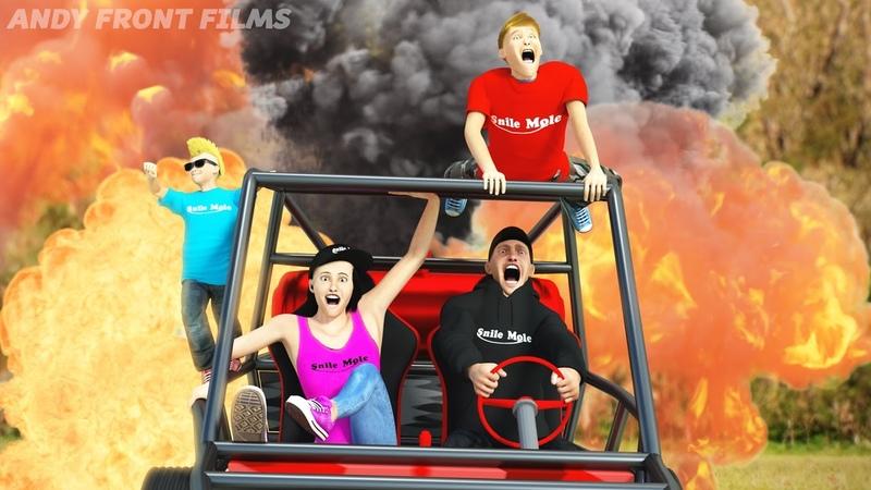 Roman Atwood | 3D Animated Parody