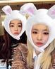 """Red Velvet Official on Instagram: """"우린 항상 뱅기짝꿍🐰🐰 싱가폴 잘 다녀올게요~~✈️"""""""