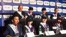 WEG: coletiva de imprensa com equipes vencedoras