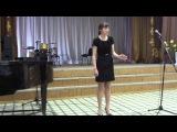 Контрольный срез в БРККиИ 24.10.2013г. Виктория Янтураева