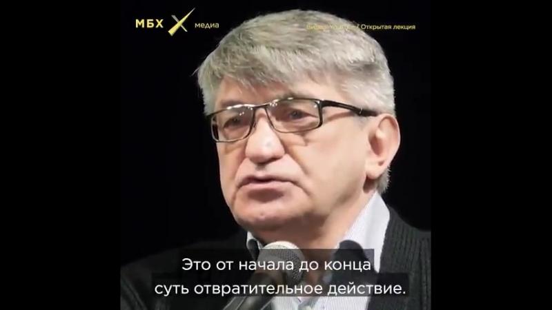 Режиссер Александр Сокуров одним из первых выступал в поддержку Олега Сенцова, еще до того, как тот объявил голодовку. Вчера Сок