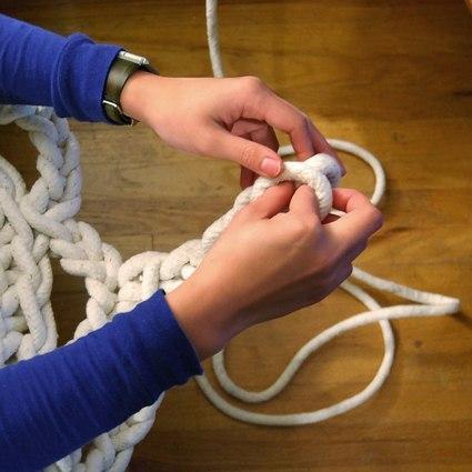 днем варианты плетения шнурка из хозяйственной бечевки иностранцы