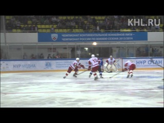 Барыс - Витязь 4:2 / Barys - Vityaz 4:2 / Кубок Президента Республики Казахстан