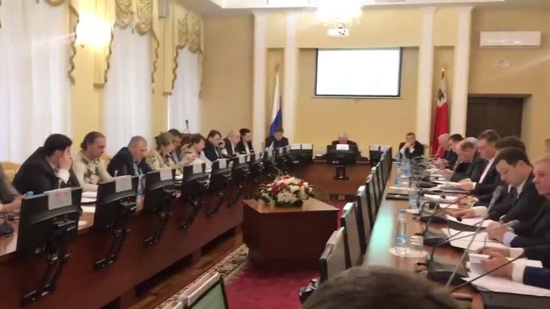 Депутаты Смоленского горсовета проверят на достоверность данные о деятельности Соваренко