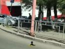 ДТП на пересечении проспекта Строителей и улицы Челюскинцев Инцидент Барнаул