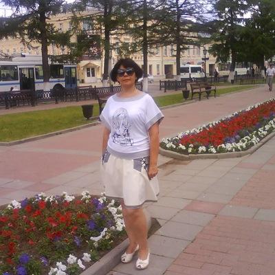 Людмила Маклакова, 14 февраля 1999, Кострома, id218103303